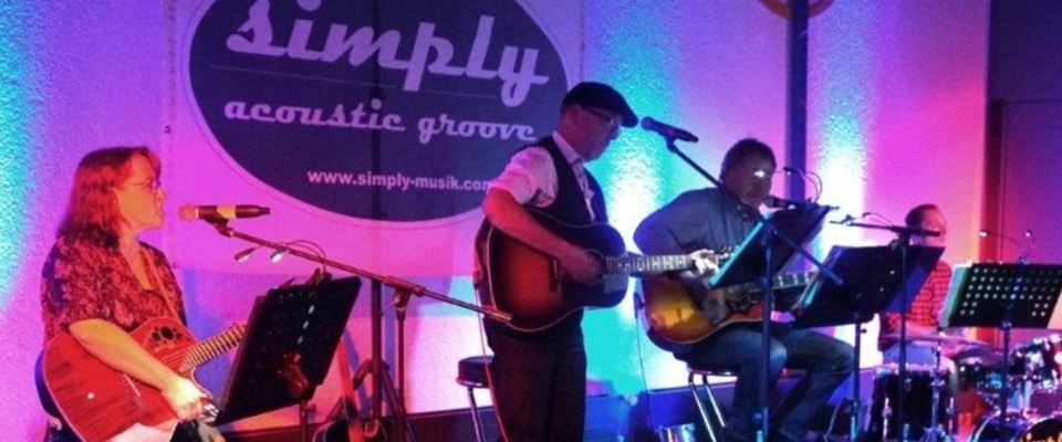 Simply Acoustic Groove Band